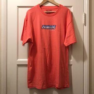 Primitive x Dragon Ball Z Shirt